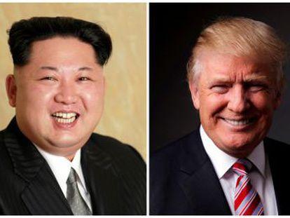 El presidente de EE UU vuelve a enzarzarse en una disputa con Kim Jong-un en pleno pulso atómico