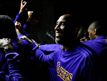 Kobe Bryant, en Nueva Orleans (EE UU), en 2016.