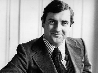 Patrick Ricard, en una fotografía de 1979.