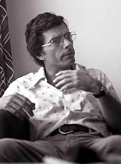 Philip Agee en junio de 1989.