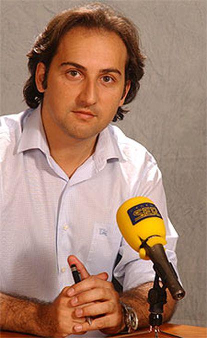 Iker Jiménez.