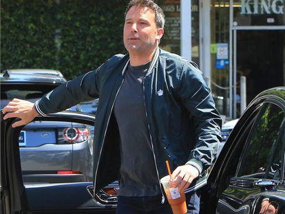 Ben Affleck, en Los Ángeles en una imagen de archivo.