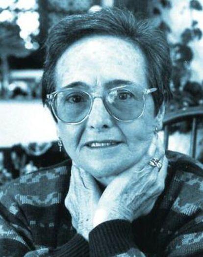 Pilar Coll, defensora de los derechos humanos en Perú.
