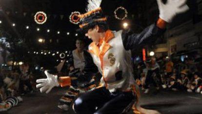 El carnaval de Buenos Aires