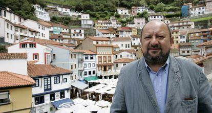 El exalcalde de Cudillero, Francisco González.