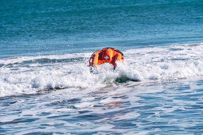 El dron de rescate marítimo Dolphin 1