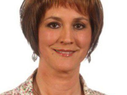 Isabel María Fernández, concejal de IU en Chipiona en una imagen de la página web de esta federación.