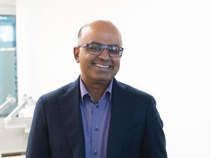 El cardiólogo Sekar Kathiresan, cofundador de la empresa estadounidense Verve Therapeutics.