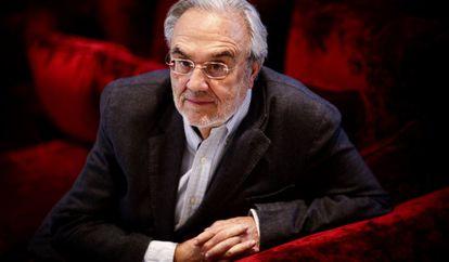 El director Manuel Gutiérrez Aragón.