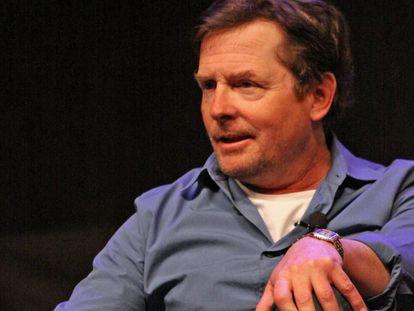 Michael J. Fox, en la Comic Con.
