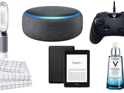 Descuentos en artículos de tecnología, belleza, hogar y dispositivos Amazon