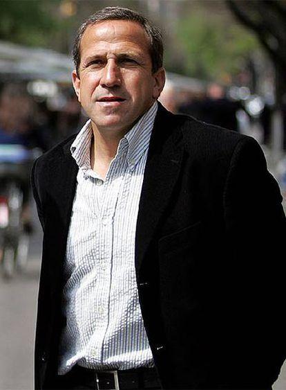 El técnico aragonés Víctor Muñoz.
