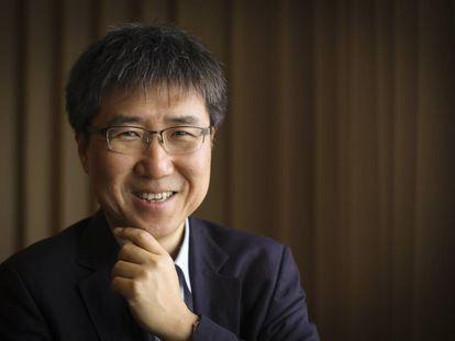 Ha-Joon Chang, profesor de la Universidad de Cambridge.
