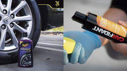 Productos imprescindibles para cuidar el coche