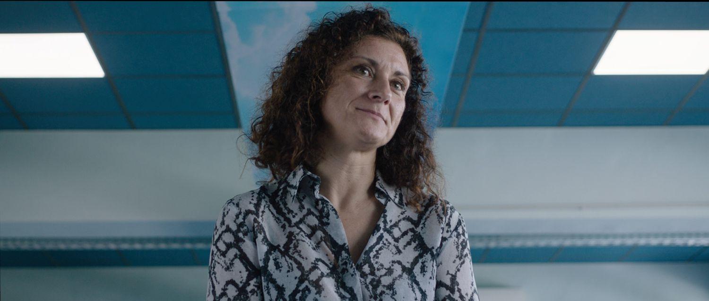 La ingeniera Elena García Armada.