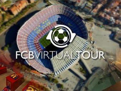 Imagen del tour virtual.
