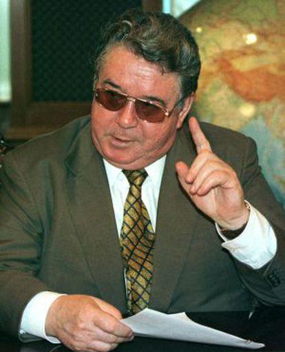El oligarca ruso Rem Viájirev.