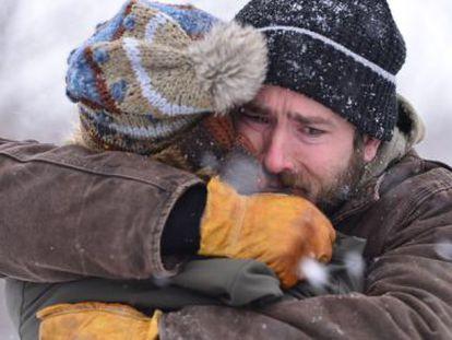 Ryan Reynolds, en un fotograma de 'Cautivos'.