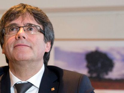 Carles Puigdemont, en una imagen de archivo