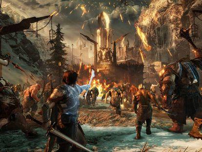 'Shadow of War' y lo que un videojuego debe ser