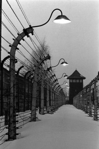 Campo de concentración de Auschwitz, en Polonia.