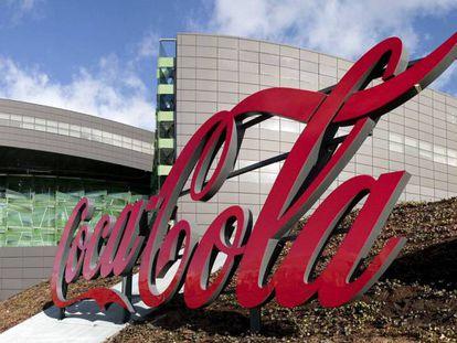 Sede de Coca-Cola en Madrid.