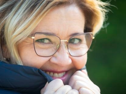 María Pujalte, actriz.