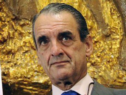 Anticorrupción desvela en su querella que el exbanquero usó una sociedad para eludir el pago del IRPF por 861.000 euros ganados en Intereconomía y con los derechos de su libro.