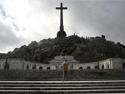 Valle de los Caídos, en El Escorial (Madrid).