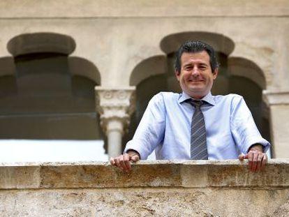 El presidente provincial del PP de Alicante, José Ciscar.