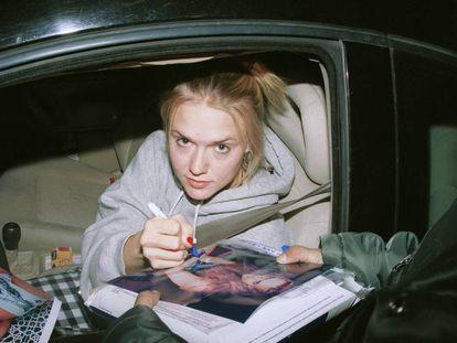La actriz Dominique Swain saltó a la fama en 1997, con 17 años, al dar vida a Lolita en una nueva adaptación de la controvertida novela. Su fama, como la de anteriores 'lolitas' en el cine, duró muy poco.