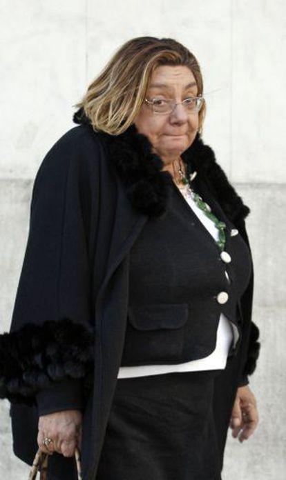 María del Coro Cillán, titular del Juzgado de Instrucción 43 de Madrid