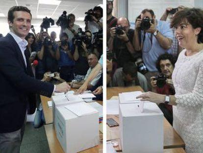 El sistema de elección del presidente del Partido Popular es tan disfuncional como peligroso para la organización.