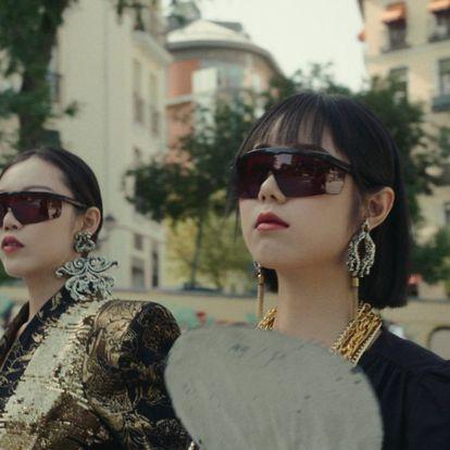 Fotograma de la serie 'Spain Passion' que explica España al público chino. |