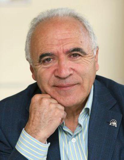 El teólogo Juan José Tamayo.