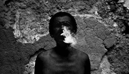 Imagen de la exposición 'Sombra de isla', de Musuk Nolte.