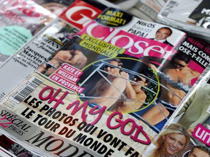 Portada de la revista 'Closer' que motivó la demanda de la familia real.