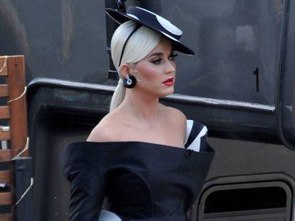 La cantante Katy Perry en Los Ángeles el pasado mayo. En vídeo, las similitudes entre las dos canciones.