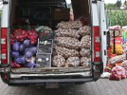 Moscú prohíbe gran parte de las importaciones de alimentos desde EE UU y la UE