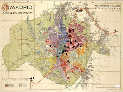 La cartografía digital de Madrid (1936-1939) en la novela de Elena Fortún