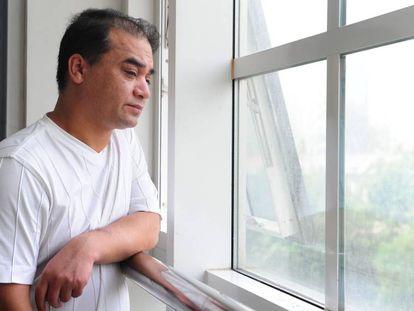 Ilham Tohti, en una imagen de 2010 en Pekín.