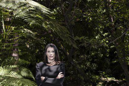 La internacionalista colombiana Sandra Borda, autora de 'Parar para avanzar'.