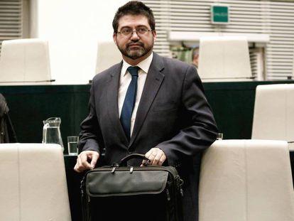 Carlos Sánchez Mato, delegado de Economía y Hacienda del Ayuntamiento de Madrid.