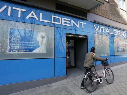 Vitaldent cuenta con 296 clínicas en España.