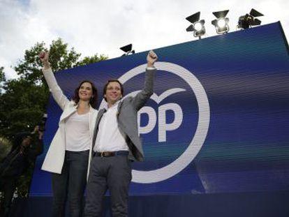 La candidata del Partido Popular desde su presentación pública ha pinchado en sus manifestaciones sobre okupas, no nacidos, empleo basura o permiso maternal.
