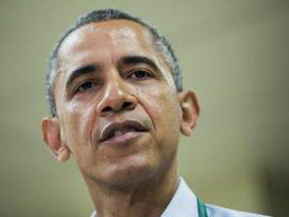 El presidente de EE.UU., Barack Obama. EFE/Archivo