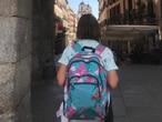 Carmen de 12 años debe elegir si vivir con su padre o su madre