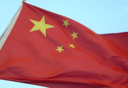 Bandera de la República Popular de China.