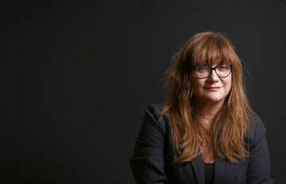 Isabel Coixet, directora de cine, en Madrid, en noviembre de 2015.
