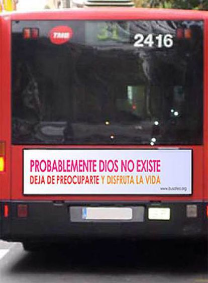 Recreación de los autobuses que circularán ya el lunes por Barcelona.